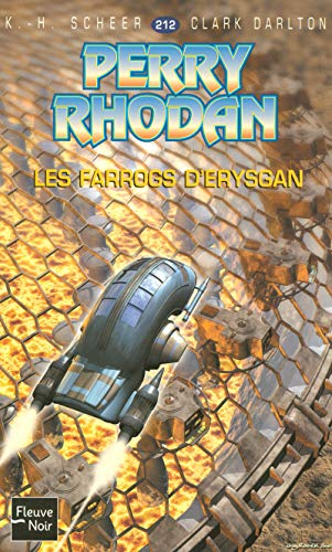 Les Farrogs d'Erysgan - Perry Rhodan (1)
