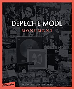 Depeche Mode : Monument (German Edition) by [Lange, Sascha, Burmeister, Dennis]