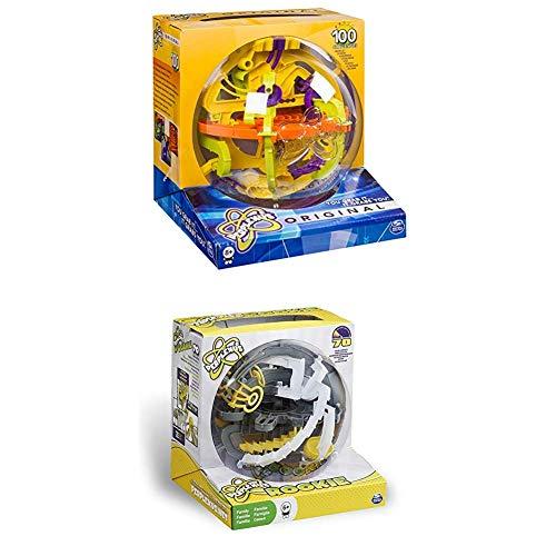 Spin Master Games   - 6022078 - Perplexus Original inklusive Spin Master Games   - 6022079 - Perplexus Rookie