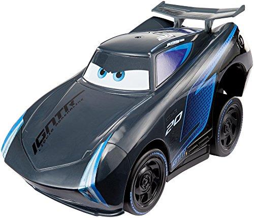 Cars 3 Vehículo a todo gas Storm (Mattel DVD34)