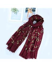 Tao Pañuelo de Seda Imprimir Bordado Pañuelos de Seda de Verano Pañuelos de Seda de Sol