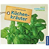 Soforthelfer Küchenkräuter: Die 99 schnellsten Lösungen (Kosmos Soforthelfer)