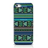 Xtra-Funky Série iPhone 4 / 4S étui en plastique dur avec vif coloré aztèque...