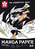 Sakura Manga Paper, Bristol 250g/m², DIN A4, 20 Blatt