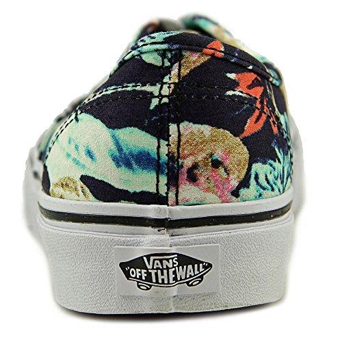 Vans Damen Authentic Sneakers bunt / weiß