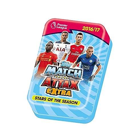 EPL Match Attax Extra 2016/17 Mega