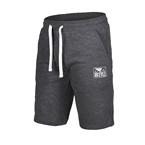 Pantaloncini sportivi, BAD BOY Core Grigio scuro
