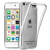 TopAce® TPU Hülle Schutzhülle Crystal Case Durchsichtig Klar Silikon transparent für Apple iPod touch (6. Generation) 2015 (Clear)
