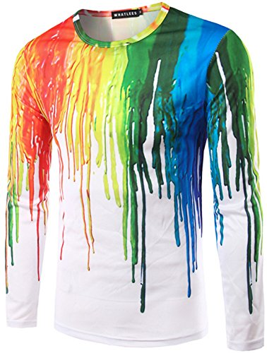 whatlees-mens-hip-hop-slim-fit-long-sleeve-sweatshirts-with-colorful-3d-paint-splatter-print