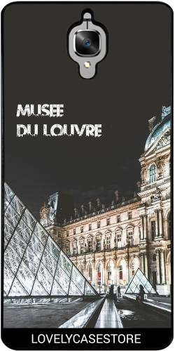 funda-para-one-plus-3-museo-louvre-francia-capital-paris-arte-seine-garden-tuilleries