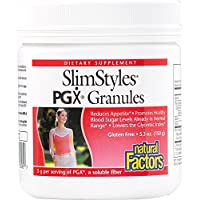 Natural Factors Slimstyles Pgx Granules - 150 G