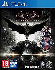 Batman Arkham Knight [import europe]