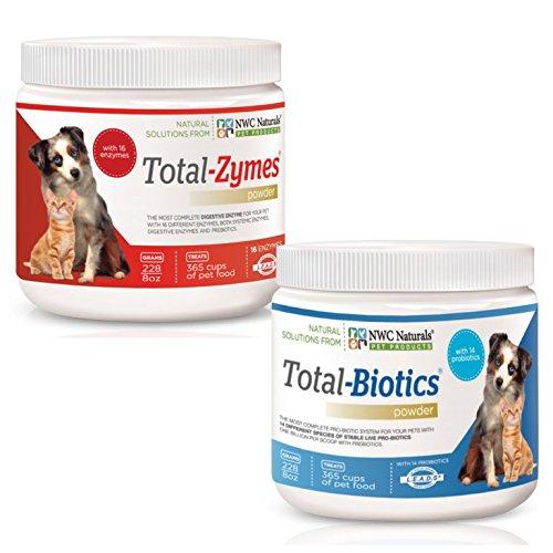 Artikelbild: Original-Gesamt-Verdauung Twin Pack One Gesamt-biotics Ein Gesamt-zyme 228gm Jeder