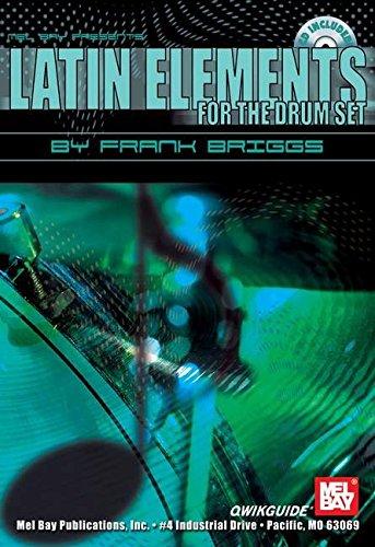 Latin Elements For The Drum Set Qwikguide par Divers