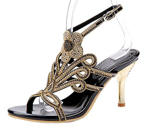 honeystore-damens-pfau-blumen-geformt-pattern-stockel-absatz-handgemacht-strass-sandalen-schwarz-40-