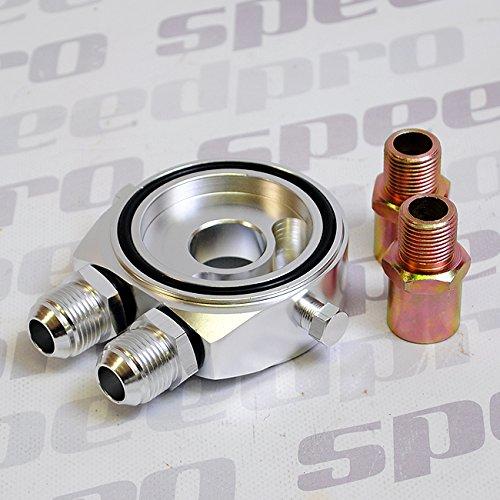 Preisvergleich Produktbild Ölkühler Filter-Sandwichplatte Adapter AN10 M20 x 1, 5 mm 3 / 10, 2 cm 16 UNF 1 / 20, 3 cm NPT