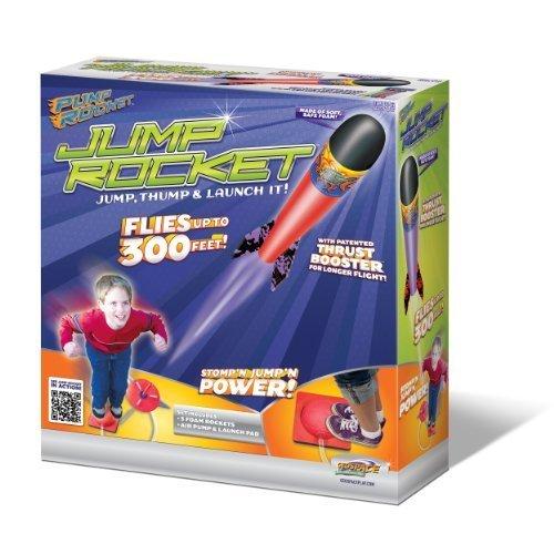 Jump Rocket - Lancement de fusée