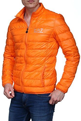 EA7 Emporio Armani - Blouson 8npb01 - Pn29z 1681 Orange Orange