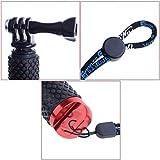 Theoutlettablet® Monopod Palo Selfie Stick sumergible para camara deportiva sport cam DV SJCAM SJ4000 SJ5000 Xiaomi - gopro - Sport Cam - Excelvan - Elephone - Topjoy - Qumox - Topop - VicTsing - Pictek - Dbpower - Q5 - EX5000 etc etc..