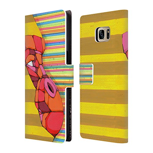 official-ric-stultz-ape-in-the-digital-age-animals-3-leather-book-wallet-case-cover-for-samsung-gala