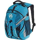 Powerslide Fitness Backpack Sac à Dos Loisir, 42 cm, 16 liters, Noir (Black)