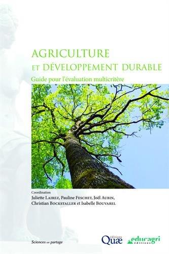 agriculture-et-dveloppement-durable-guide-pour-l-39-valuation-multicritre
