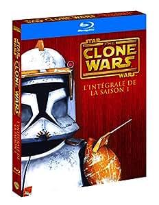 Star Wars - The Clone Wars - Saison 1 [Blu-ray]