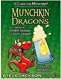 "Steve Jackson Games ""Munchkin Dragons"" Card Game"