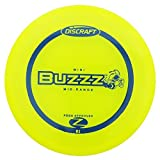 Discraft Mini Elite Z Buzzz Disc Golf Mini Marker Disc [Colors may vary] by Discraft