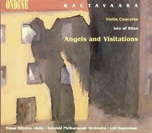 Rautavaara: Angels and Visitations