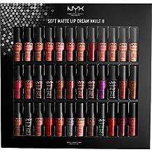 Nyx–suave mate Lip Cream Vault II (2) (2017Juego de vacaciones) 36tonos