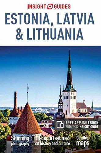 Estonia, Latvia And Lithuania Insight Guides por Vv.Aa.