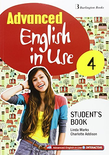 Advanced english in use, 4 eso, student's book