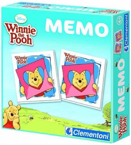 Clementoni 11470 - Juego de memoria con diseño de Winx
