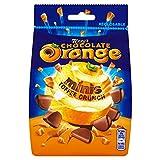 Terry's Chocolate Orange Toffee Crunch Bag, 125 g