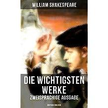 Die Wichtigsten Werke Von William Shakespeare Zweisprachige Ausgabe Deutsch Englisch Hamlet