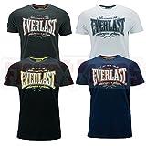 Everlast T-Shirt T.C.L. - Kampfsport & Boxen Shirt S M L XL schwarz Navy weiß grau Navy S