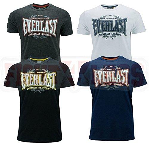 everlast-t-shirt-tcl-kampfsport-boxen-shirt-s-m-l-xl-schwarz-navy-weiss-grau-charcoal-grau-l