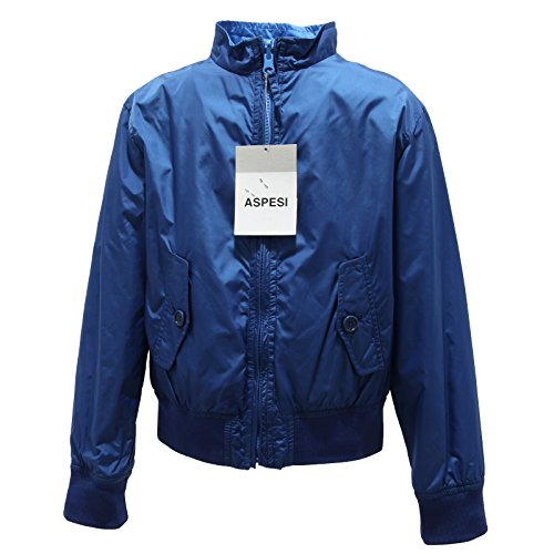 1474N giubbotto ASPESI giacche bomber bimbo double face jackets kids [8 YEARS]