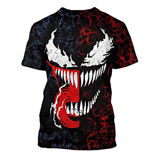 39b9f32f 2019 New Summer Men's T-Shirt, Marvel Movie Theme T-Shirt