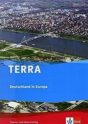 TERRA Deutschland in Europa: Klausur- und Abiturtraining