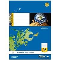 Ursus 040416026 Schulheft klimaneutrales extraweißes Qualitätspapier 10er Pack preisvergleich bei billige-tabletten.eu