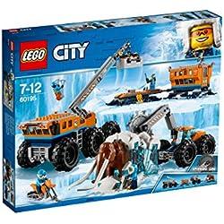 Lego City Base Mobile di Esplorazione Artica,, 60195