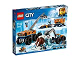 LEGO City- Base Mobile di Esplorazione Artica, Multicolore, 60195