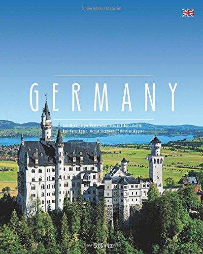 Preisvergleich Produktbild Premium GERMANY - Premium DEUTSCHLAND: Ein Premium***XL-Bildband in stabilem Schmuckschuber mit 224 Seiten und über 350 Abbildungen - STÜRTZ Verlag