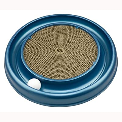 Bergan Turbo Scratcher Cat Toy, Colors May Vary by Bergan