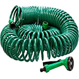 Coil Garden Hoses - Best Reviews Guide