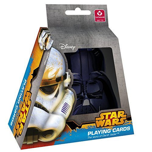 Star Wars Story of Darth Vader Playing Cards
