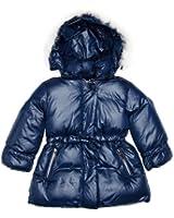 Papermoon Baby Girl's Girls Winter Jacket with Detachable Hood