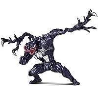 No Regali Anime Marvel Legends Carnage Action Figure Black Standard Venom Marvel Giocattoli Veicoli per Bambini Collezione Regali di Compleanno - Decorazione Auto per la casa